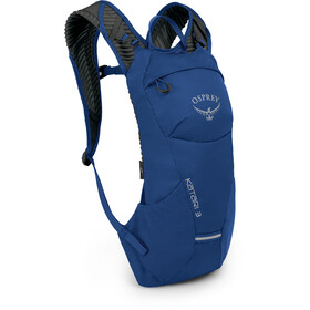 Osprey Katari 3 Hydration Backpack, cobalt blue